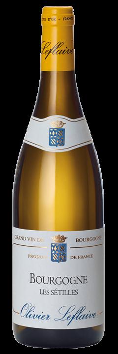 Bourgogne Les Setilles, 0.75 л., 2016 г.