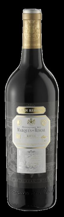 Marques de Riscal Gran Reserva, 0.75 л., 2011 г.