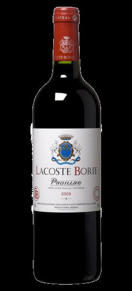 Lacoste-Borie, 0.375 л., 2013 г.