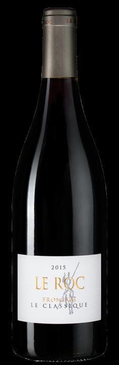 Fronton Le Roc le Classique, 0.75 л., 2015 г.
