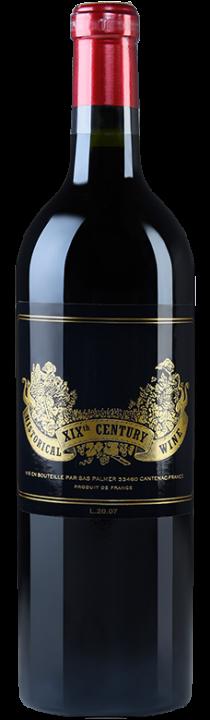 Historical XIXth Century Wine, 0.75 л.