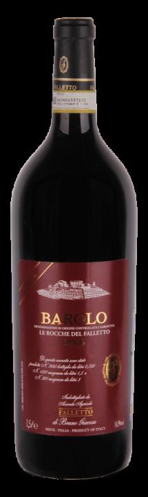 Barolo Le Rocche del Falletto Riserva, 1.5 л., 2012 г.