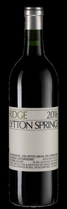 Lytton Springs, 0.75 л., 2016 г.