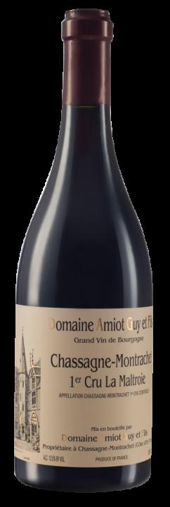 Chassagne-Montrachet Premier Cru La Maltroie, 0.75 л., 2013 г.