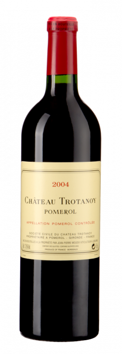 Chateau Trotanoy, 0.75 л., 2004 г.