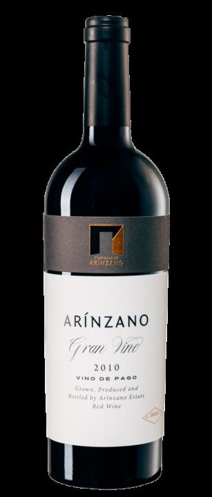 Arinzano Gran Vino, 0.75 л., 2010 г.