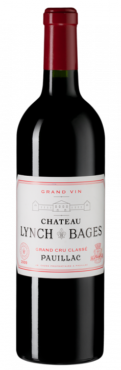 Chateau Lynch-Bages, 0.75 л., 2009 г.