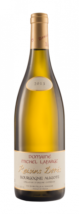 Bourgogne Aligote Raisins Dores, 0.75 л., 2013 г.