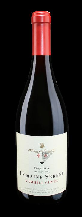 Yamhill Cuvee Pinot Noir, 0.75 л., 2013 г.