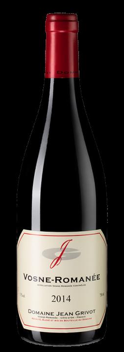 Vosne-Romanee, 0.75 л., 2014 г.