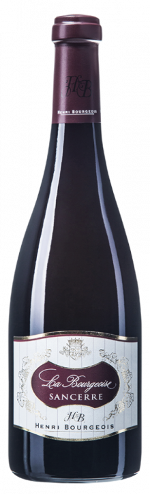 Sancerre Rouge La Bourgeoise, 0.75 л., 2014 г.