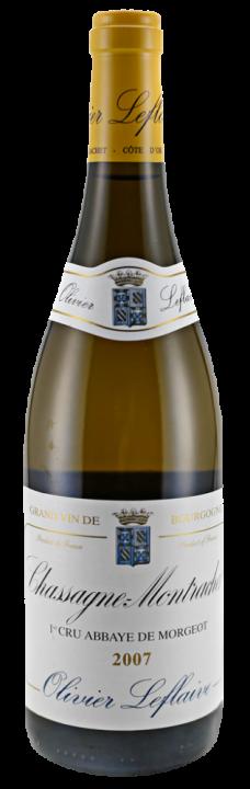 """Chassagne-Montrachet Premier Cru """"Abbaye de Morgeot"""", 0.75 л., 2013 г."""