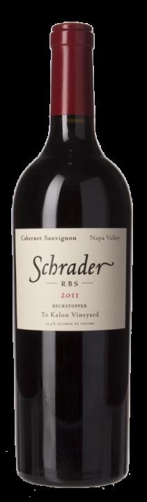 Schrader RBS Cabernet Sauvignon, 0.75 л., 2013 г.