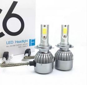 Светодиодные лампы головного света С6 H7