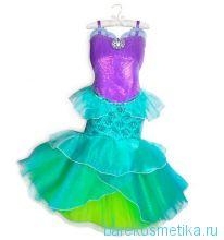 Платье Русалочки Дисней 4 года, рост 104