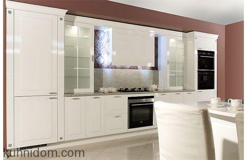 Кухня Баколи Кремовая