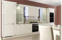 Кухня Баколи Белая
