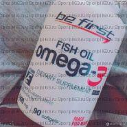 Omega-3 + Витамин E 90 гел.капс от Be First