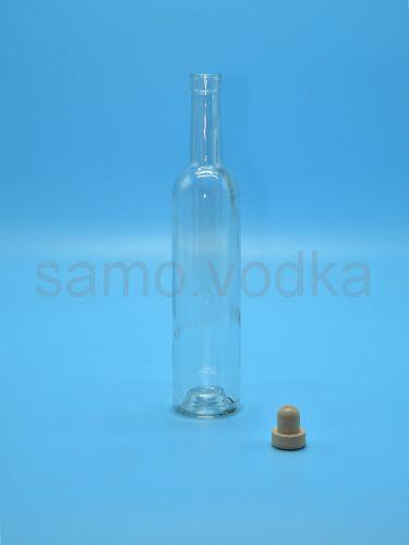 Бутылка 0,5  водочная Камю