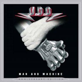 "U.D.O. ""Man and Machine (Anniversary Edition)"" 2002/2012"