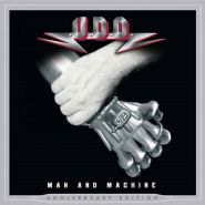 "U.D.O. ""Man and Machine (Anniversary Edition)"" 2002/2012"