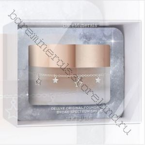 bare Minerals Deluxe Original Foundation FAIR 01,  18 грамм.