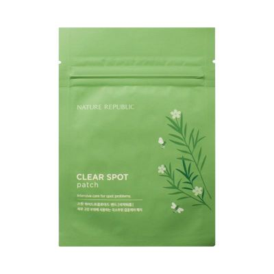 Патчи против акне Nature Republic Clear Spot Patch (bee Venom) 18шт