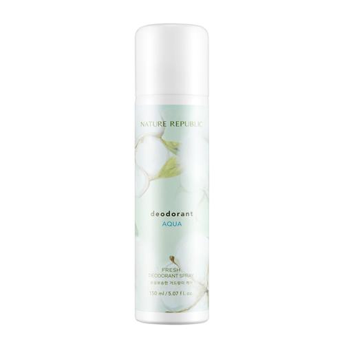 Дезодорант-спрей увлажняющий Nature Republic Fresh Deodorant Spray 100мл