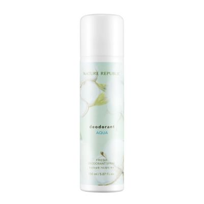 Дезодорант-спрей увлажняющий Nature Republic Fresh Deodorant Spray 100мл