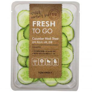 Fresh To Go Cucumber Mask Sheet маска для лица 22 гр