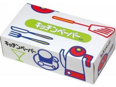 L-D Бумажные салфетки для кухни (мягкие, гофрированные) 70шт