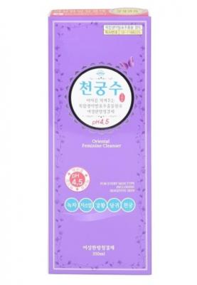 Well-being ChenGungSoo (oriental-medicine-prescribed) Женский очищающий гель против неприятного запаха (для интимной гигиены)                                                                                 1. Подходит для чувствительной кожи.