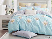 Комплект постельного белья Сатин SL 1.5 спальный  Арт.15/338-SL