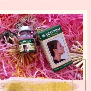 Wartosin - Вартосин (удаление бородавок и папиллом на лице, шее, щеках, подмышках)