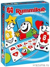 Руммикуб хорошее начало Rummikub