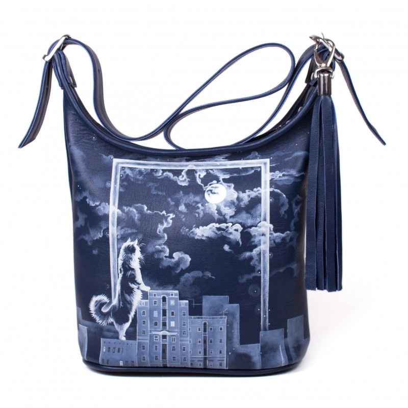 Маленькая сумочка Новолуние >Артикул: AA220151