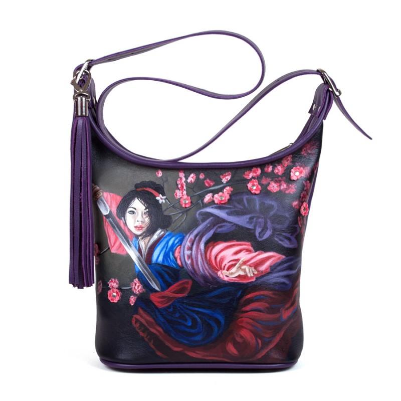 Маленькая сумочка Самурайка >Артикул: AA220141