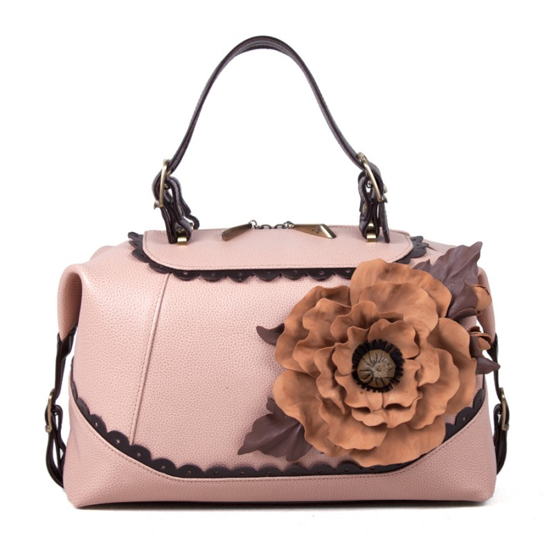Средняя сумка Цветок 3D >Артикул: AA160223