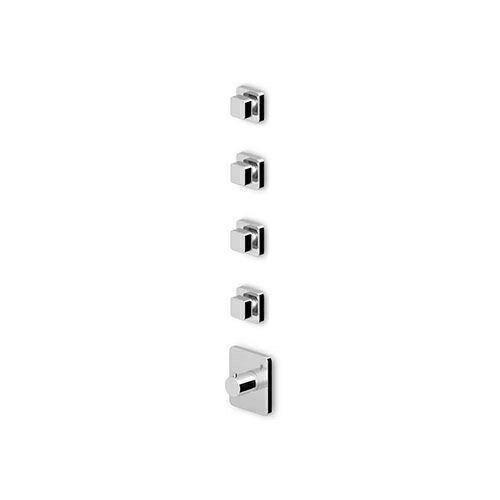 Смеситель Zucchetti Soft для душа ZP7662 ФОТО