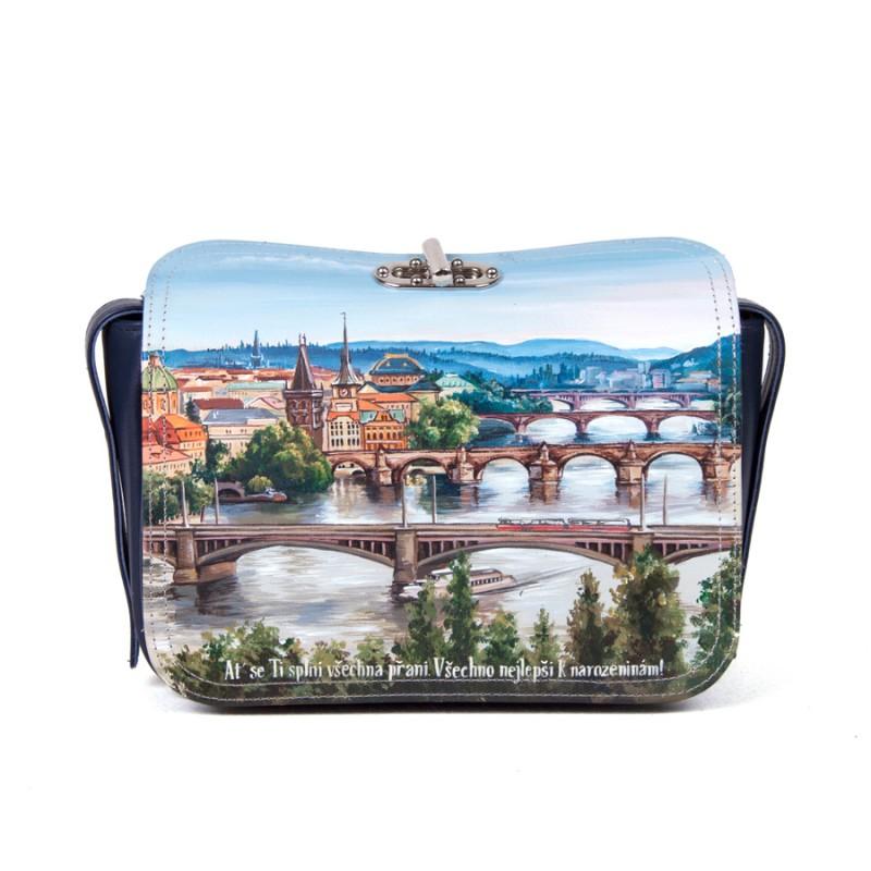 Сатчел Мосты Праги >Артикул: AC040181