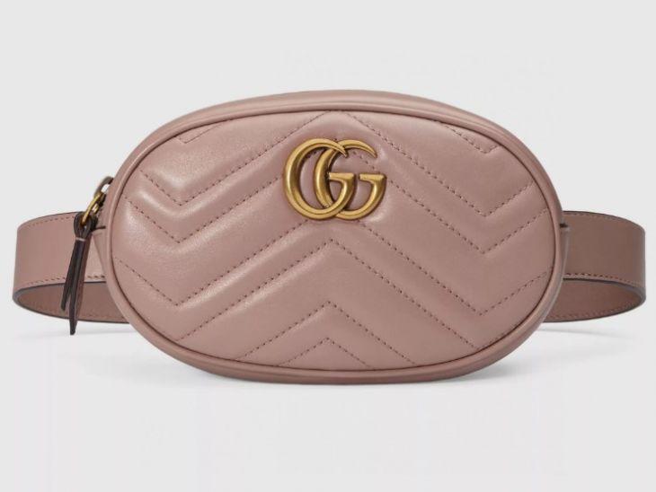 3866304cd75c Купить женскую сумку в стиле GG Marmont, низкие цены