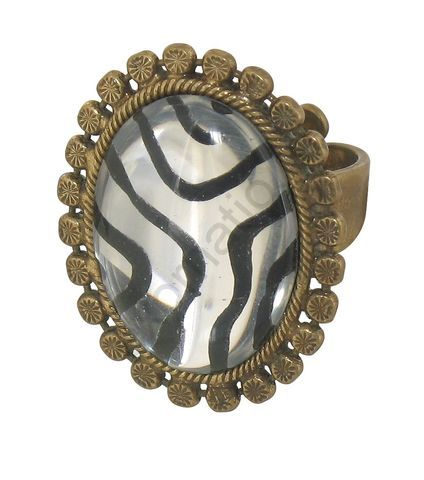 Кольцо Franck-Herval 1960016. Коллекция Sauvage