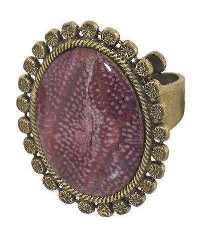 Кольцо Franck-Herval 1960014. Коллекция Sauvage