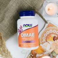 Now Foods DMAE (ДМАЕ) 100 капс.