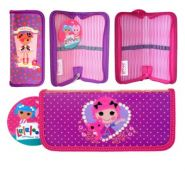 Пенал на одной молнии ACTION! LALALOOPSY (арт. LL-PC01-01)