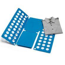 Рамка для складывания взрослой одежды Clothes Folder (Клозес Фолдер), Цвет: Синий