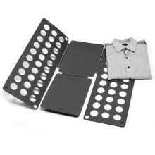 Рамка для складывания взрослой одежды Clothes Folder (Клозес Фолдер), Цвет: Серый