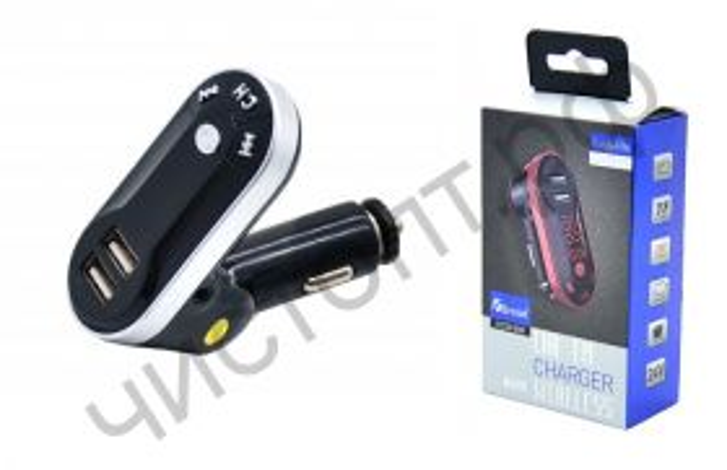 FM модулятор MP3 Broad KCB-909 пульт (Bluetooth)
