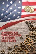 Капсульный альбом для монет серии «Изобретения Америки»