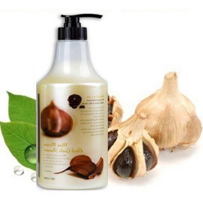 Маска для волос 3W CLINIC ЧЕРНЫЙ ЧЕСНОК More  Moisture Black Garlic Hair Pack, 1000 мл